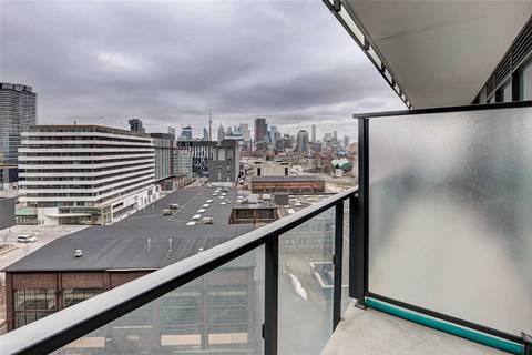 Condo for sale at 120 Bayview Ave Unit N801 Toronto Ontario - MLS: C4704368