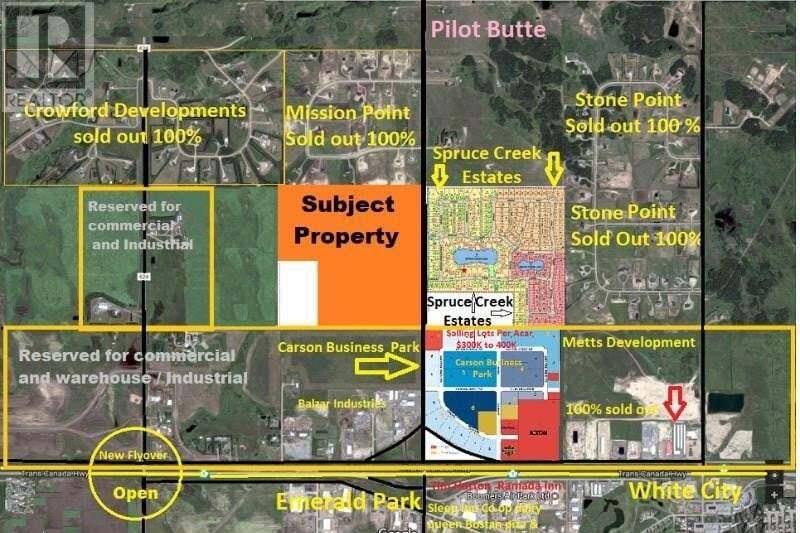 Home for sale at NA Butte St Edenwold Rm No. 158 Saskatchewan - MLS: SK824427