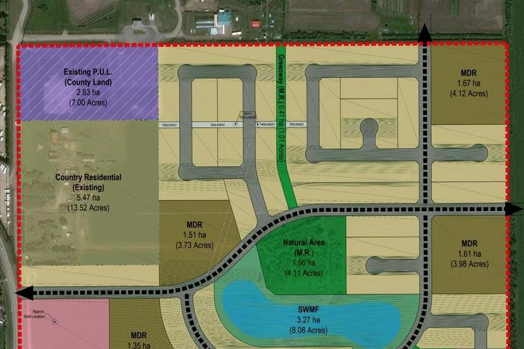 Home for sale at NA Nicolason Rd Rural Sturgeon County Alberta - MLS: E4212445