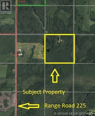 Residential property for sale at 0 8-71-22-5  Greenview, Md Alberta - MLS: GP211987