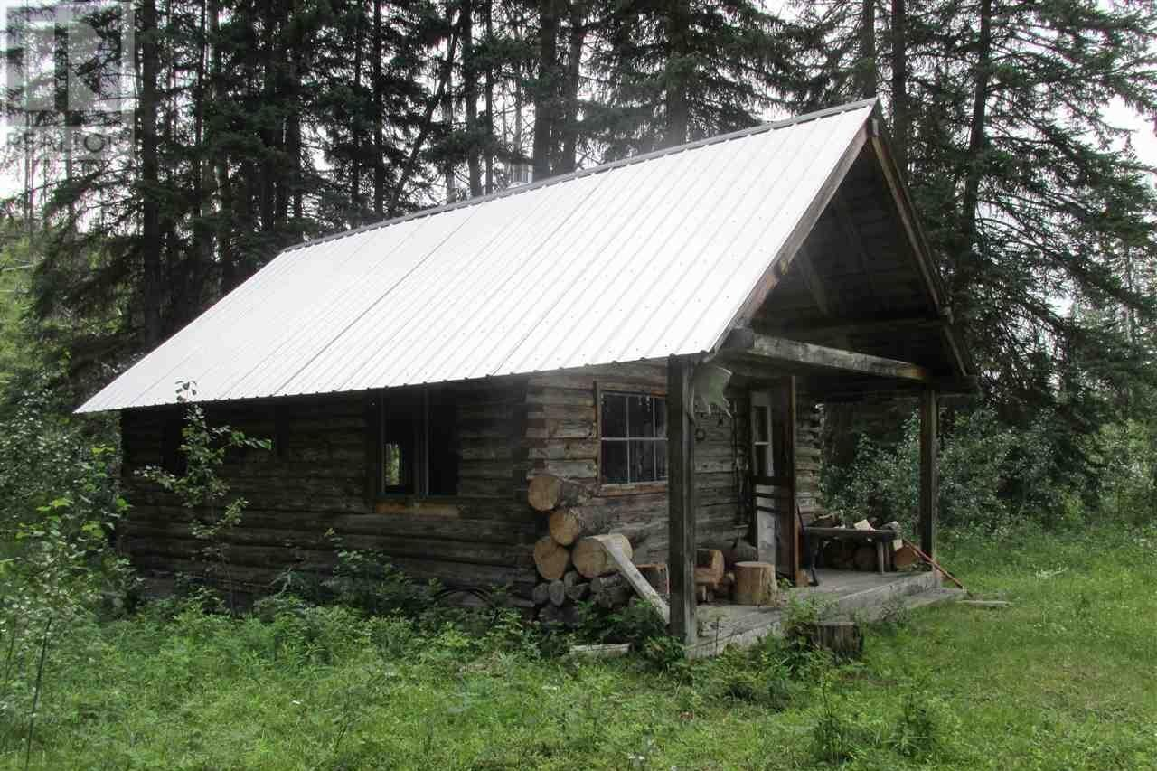 Residential property for sale at NE Nazko Rd Quesnel British Columbia - MLS: R2395330