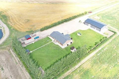 Residential property for sale at Near Highway 3, Range Rd 125  Burdett Alberta - MLS: LD0177683