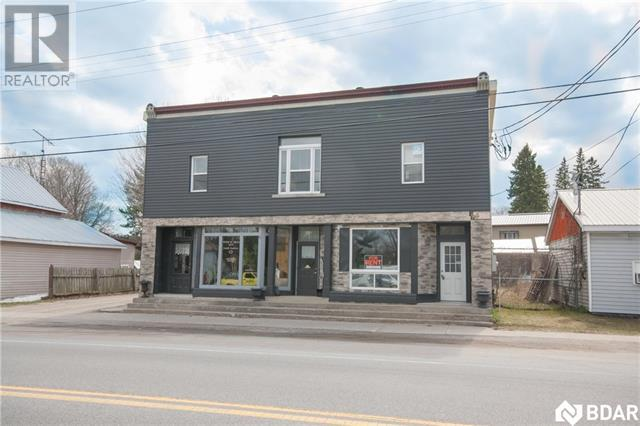 For Sale: 4570 Penetanguishene Road, Springwater, ON | 2 Bed, 1 Bath House for $0. See 1 photos!