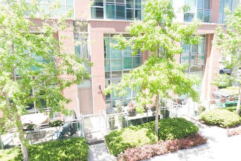 Condo for sale at 116 George St Unit Nth105 Toronto Ontario - MLS: C4483276