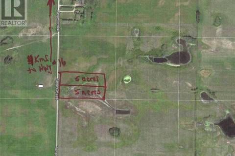 Residential property for sale at  Nw-saskatoon Acreage Site  Corman Park Rm No. 344 Saskatchewan - MLS: SK776663