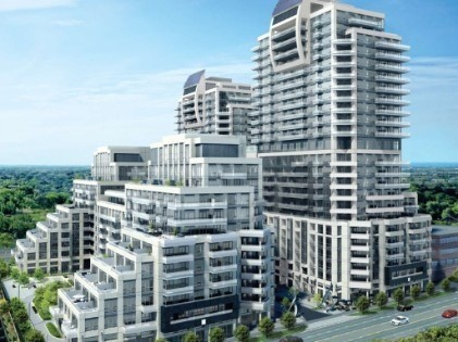 Inactive: Nw807 - 9201 Yonge Street, Richmond Hill, ON