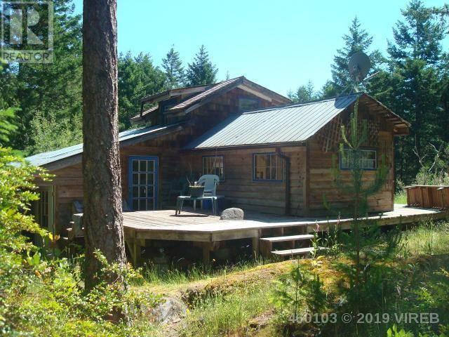 House for sale at  Oben Rd Lasqueti Island British Columbia - MLS: 460103