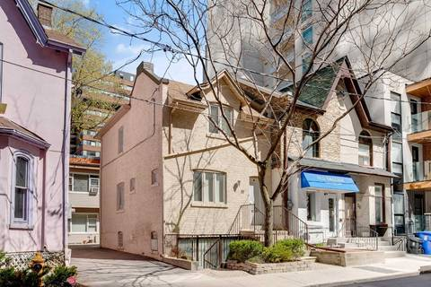 Commercial property for lease at 30 Scollard St Apartment Office Toronto Ontario - MLS: C4512721