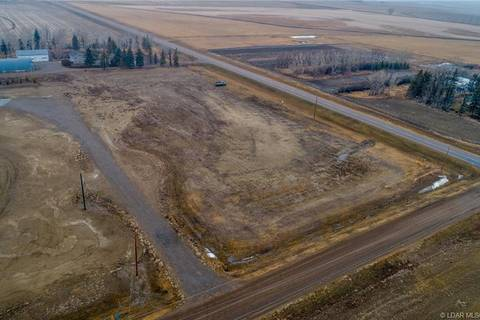Residential property for sale at 0 Hwy 512  Rural Lethbridge County Alberta - MLS: LD0161802