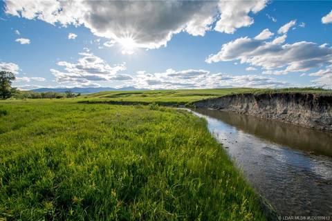 Home for sale at 0 Road 20  Rural Pincher Creek Md Alberta - MLS: LD0180813