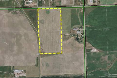 Home for sale at 0 Range Road 21-0  Rural Lethbridge County Alberta - MLS: LD0112568