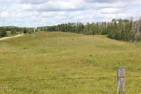 Residential property for sale at ON Range Road 253  Rural Red Deer County Alberta - MLS: C4291301