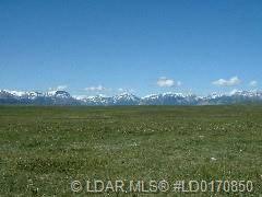 Home for sale at 0 Range Road 265  Cardston Alberta - MLS: LD0170850