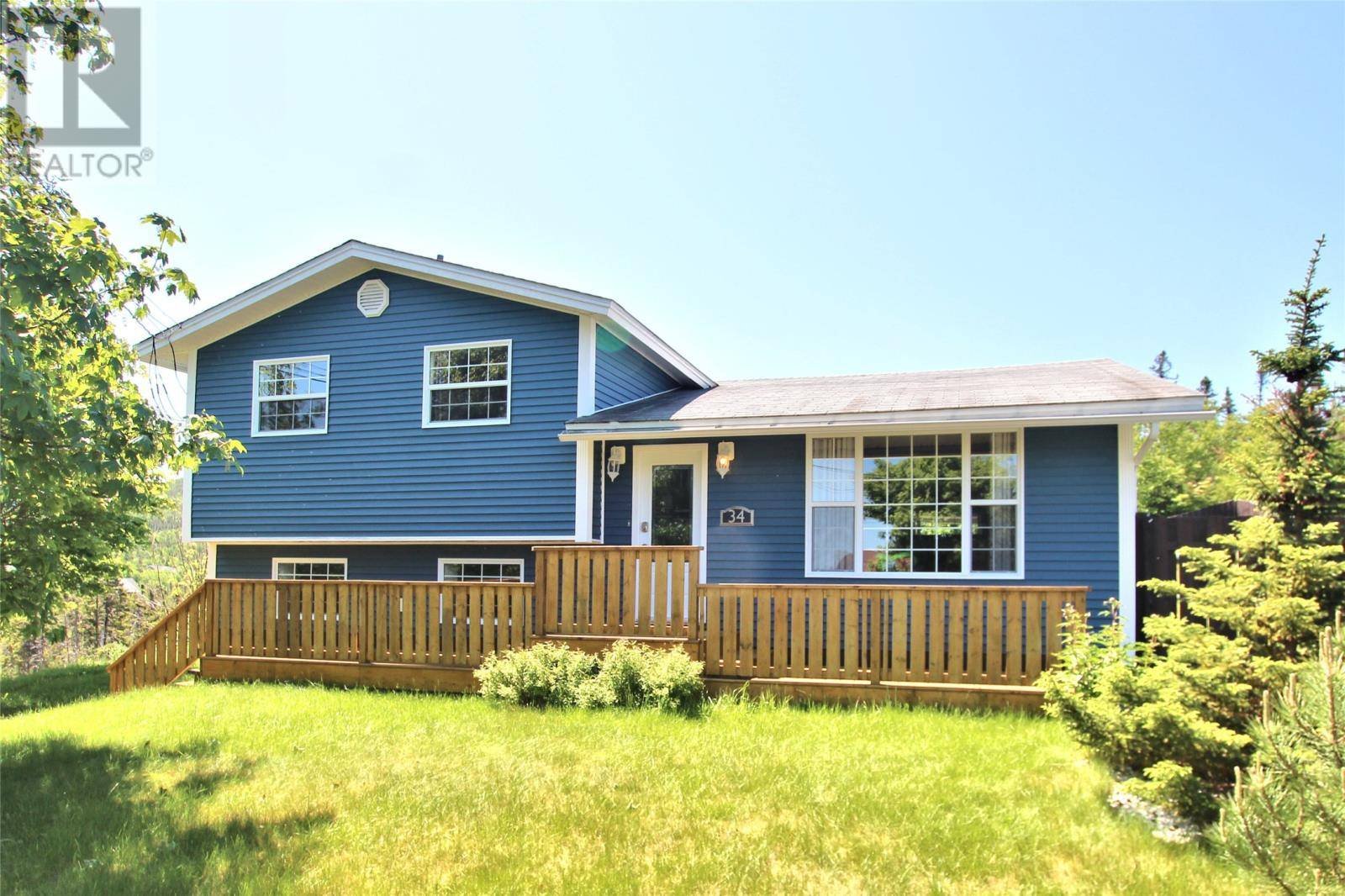 House for sale at 34 Green Acres  Unit Other Holyrood Newfoundland - MLS: 1199065