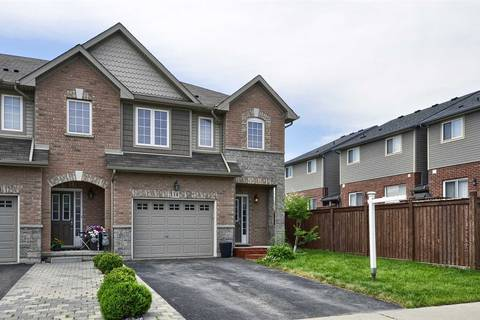 Townhouse for sale at 14 Palacebreach Tr Hamilton Ontario - MLS: X4522038