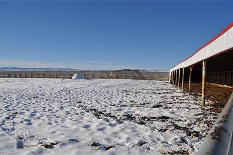 Residential property for sale at  Parcel 1 - The Feedlot  Rural Willow Creek M.d. Alberta - MLS: C4218682