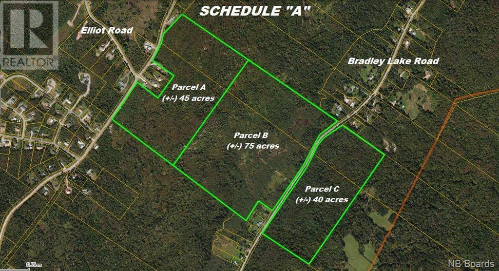 Residential property for sale at  Parcel A French Rd Quispamsis New Brunswick - MLS: NB039206