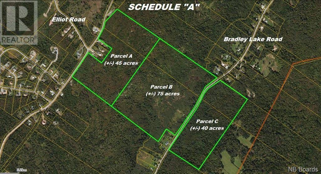 Home for sale at  Parcel B Bradley Rd Quispamsis New Brunswick - MLS: NB039208