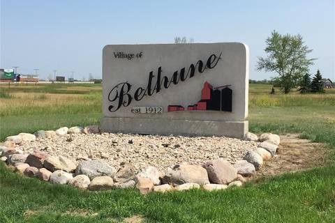 Home for sale at PARCEL Y Market St Bethune Saskatchewan - MLS: SK786534