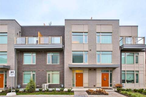Home for sale at 31 Applewood Ln Unit Parking Toronto Ontario - MLS: W4929930