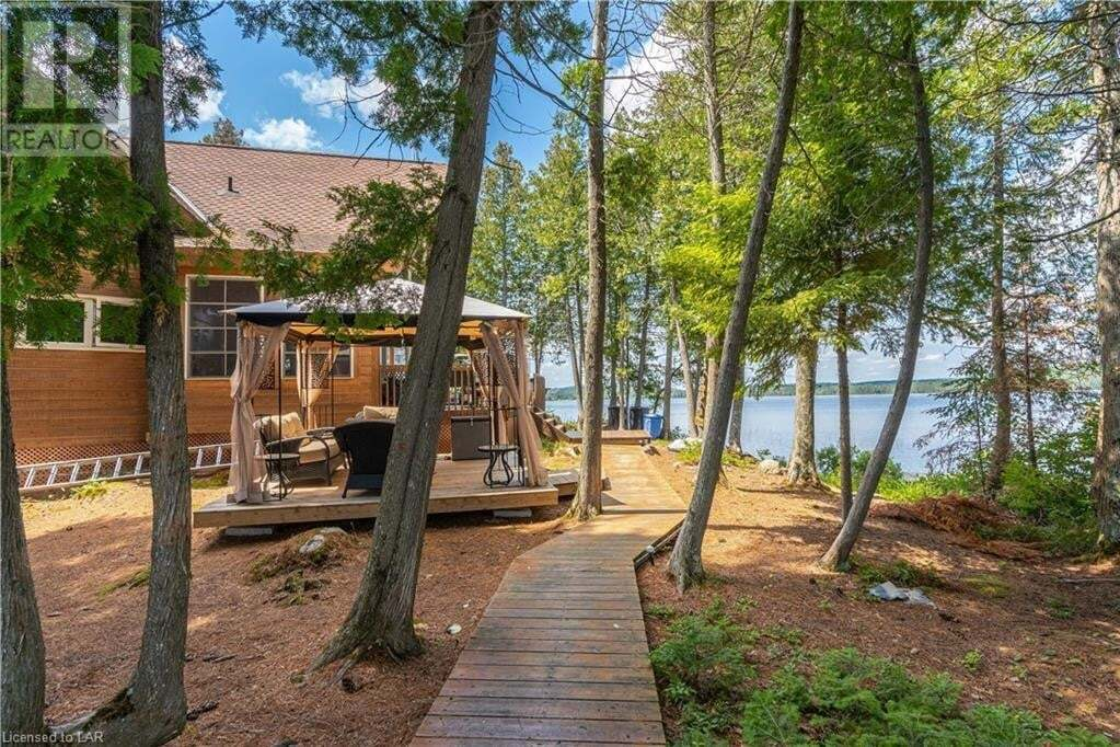 House for sale at 1 Hondoo Is Unit PART South River Ontario - MLS: 273367