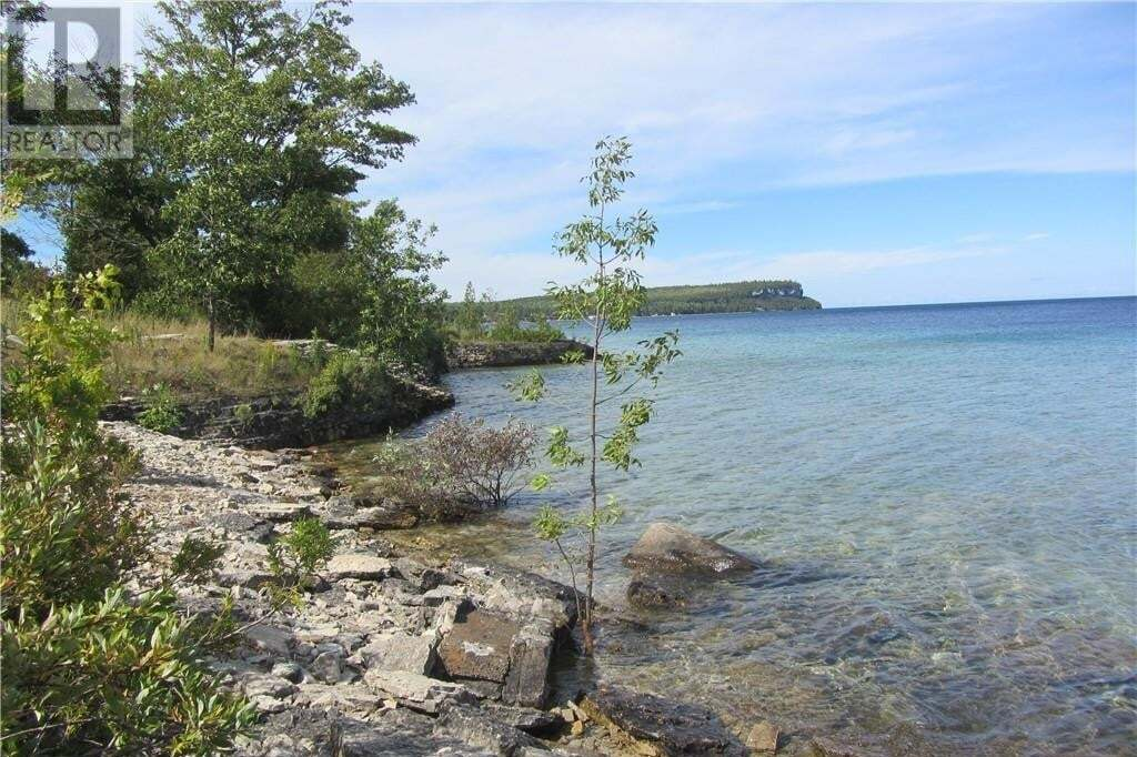 Residential property for sale at 35 Isthmus Bay Rd Unit PART Northern Bruce Peninsula Ontario - MLS: 218637