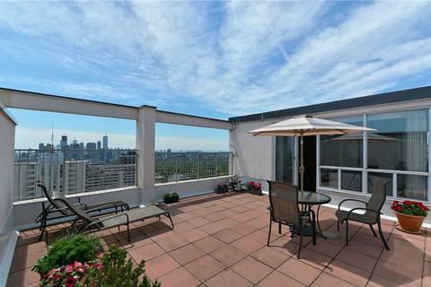 Townhouse for rent at 60 Pleasant Blvd Unit Ph 1 Toronto Ontario - MLS: C4672653