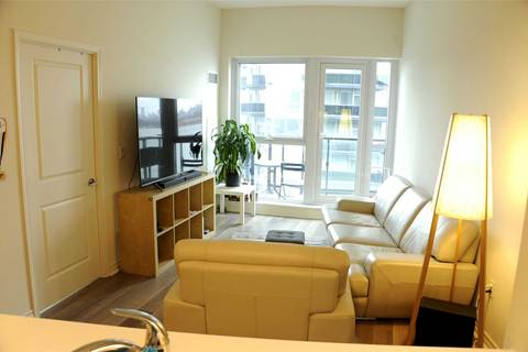 Apartment for rent at 39 Annie Craig Dr Unit Ph 11 Toronto Ontario - MLS: W4696885