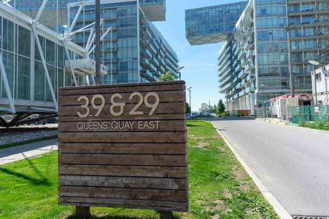 Sold: Ph 1120 - 39 Queens Quay, Toronto, ON