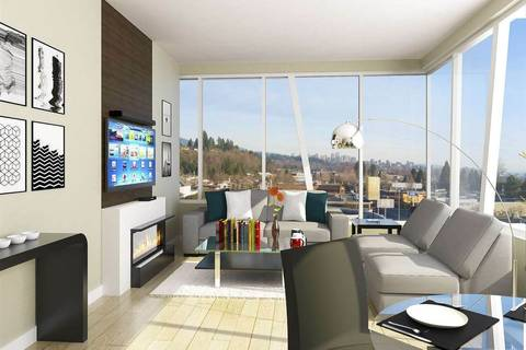 Condo for sale at 1633 Tatlow Ave Unit PH 405 North Vancouver British Columbia - MLS: R2448052