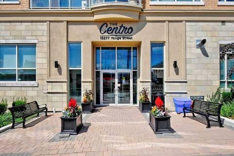 Condo for sale at 15277 Yonge St Unit Ph 712 Aurora Ontario - MLS: N4694838