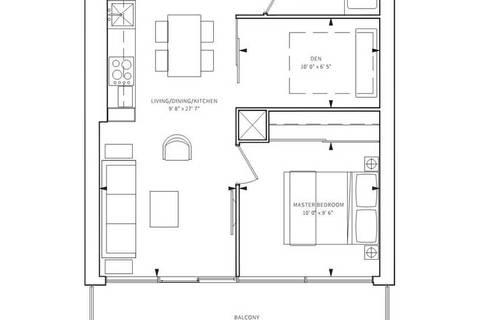 Apartment for rent at 85 Wood St Unit Ph01 Toronto Ontario - MLS: C4650109