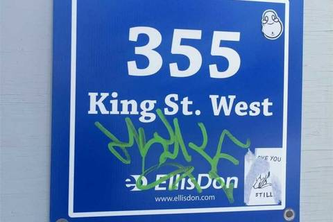Condo for sale at 355 King St Unit Ph03 Toronto Ontario - MLS: C4649095