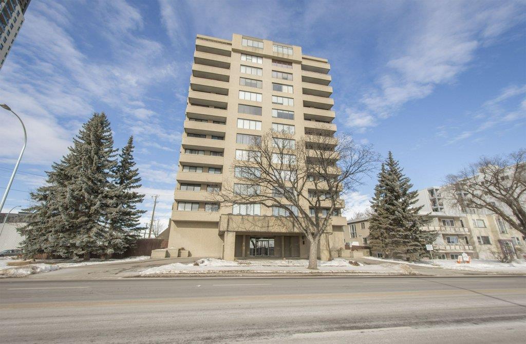 Buliding: 8340 Jasper Avenue, Edmonton, AB