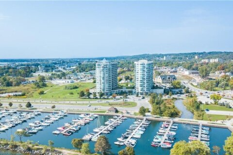 Residential property for sale at 6 Toronto St Unit PH08 Barrie Ontario - MLS: 40026183