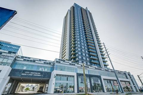 Apartment for rent at 3700 Highway 7 Rd Unit Ph09 Vaughan Ontario - MLS: N4664287