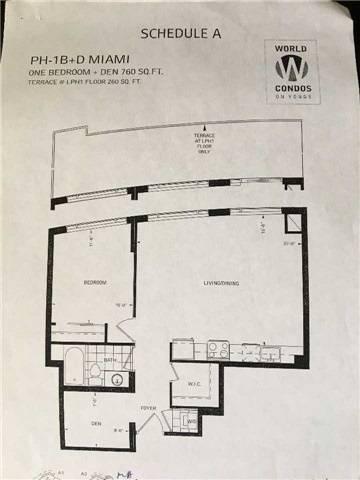 Apartment for rent at 7161 Yonge St Unit Ph1-12 Markham Ontario - MLS: N4513175