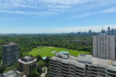 Apartment for rent at 60 Pleasant Blvd Unit Ph1 Toronto Ontario - MLS: C4672679