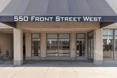Condo for sale at 550 Front St Unit Ph12 Toronto Ontario - MLS: C4702322