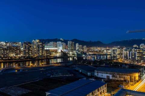 Condo for sale at 1833 Crowe St Unit PH1502 Vancouver British Columbia - MLS: R2443282