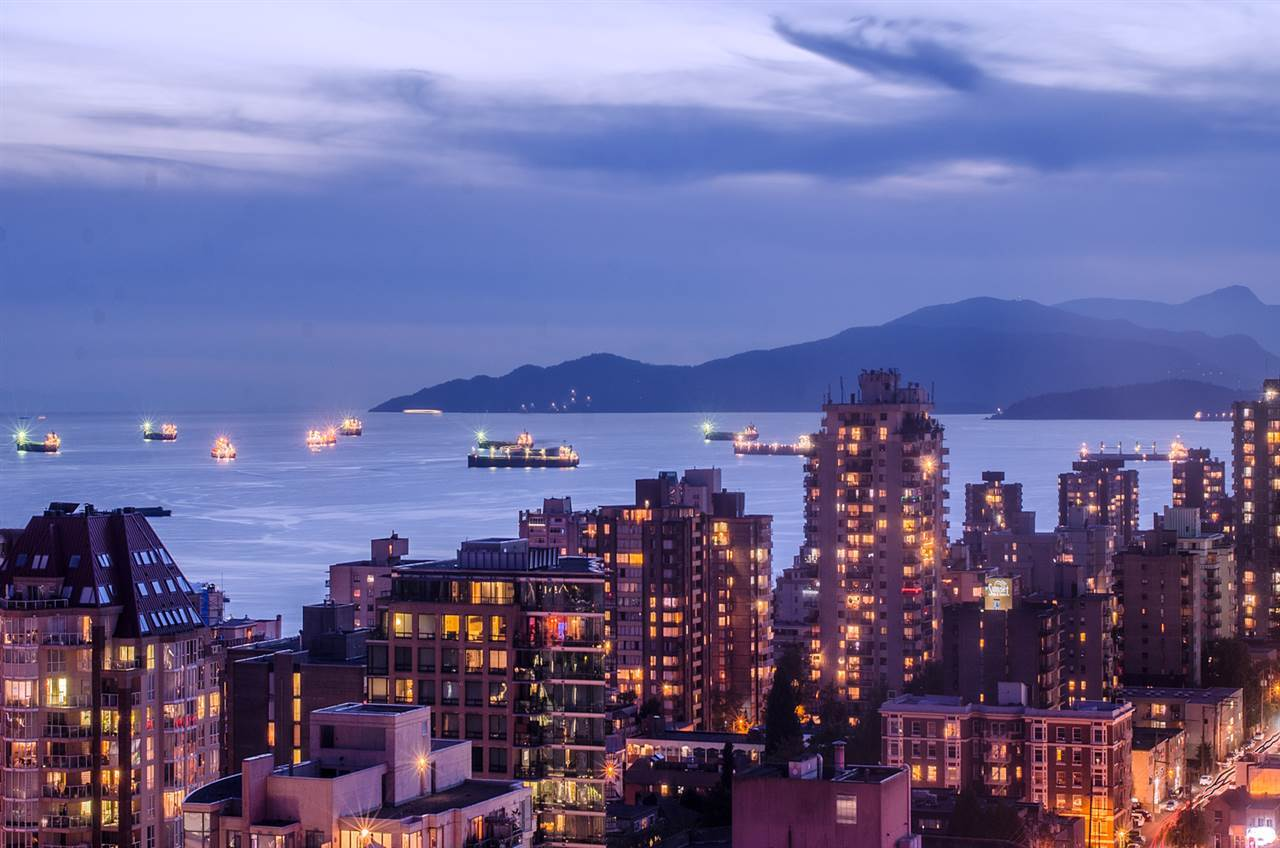 Sold: Ph3 - 1188 Howe Street, Vancouver, BC
