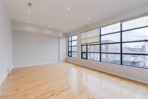 Apartment for rent at 131 Ossington Ave Unit Ph3 Toronto Ontario - MLS: C4698999