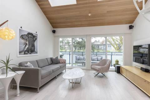Condo for sale at 2125 York Ave Unit PH3 Vancouver British Columbia - MLS: R2361349