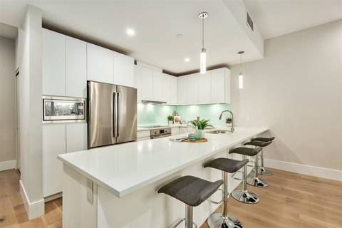 Condo for sale at 1591 Bowser Ave Unit PH4 North Vancouver British Columbia - MLS: R2432414