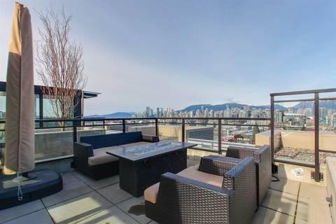 Condo for sale at 238 Broadway  W Unit PH5 Vancouver British Columbia - MLS: R2341634
