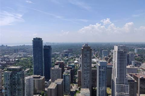 Apartment for rent at 42 Charles St Unit Ph5503 Toronto Ontario - MLS: C4522599