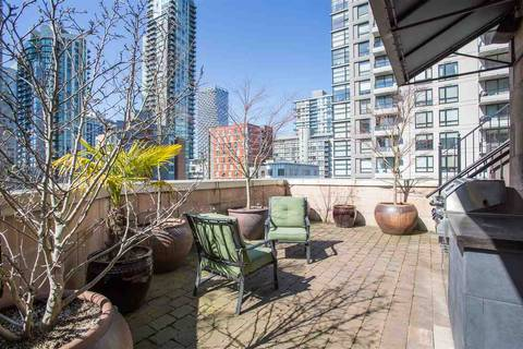 Condo for sale at 499 Drake St Unit PH601 Vancouver British Columbia - MLS: R2342739