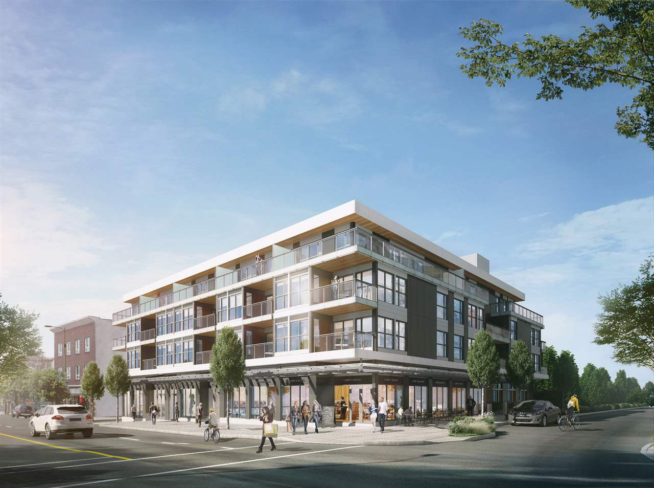 Buliding: 209 East 20th Avenue, Vancouver, BC