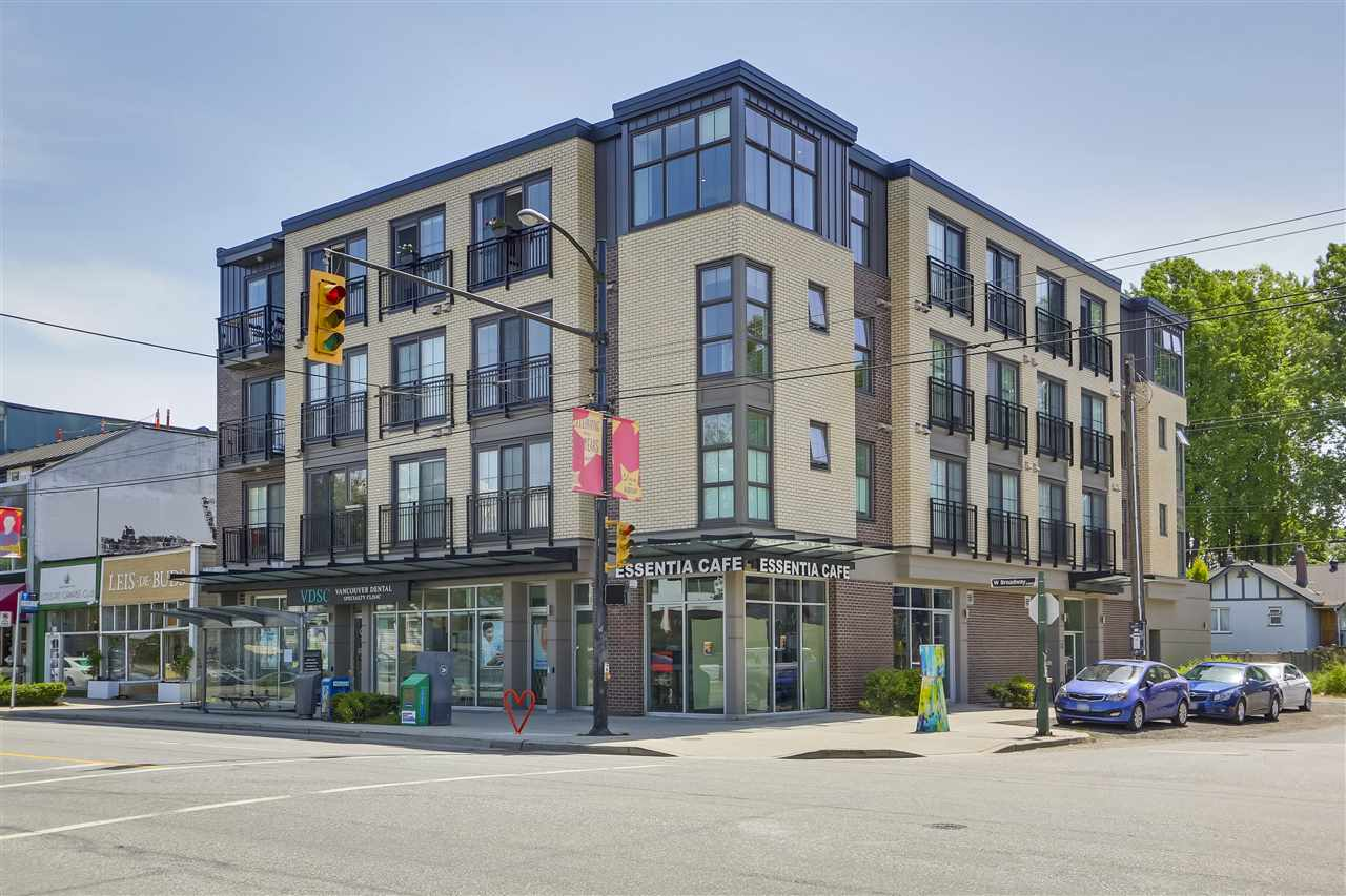 Sold: Ph7 - 2528 Collingwood Street, Vancouver, BC