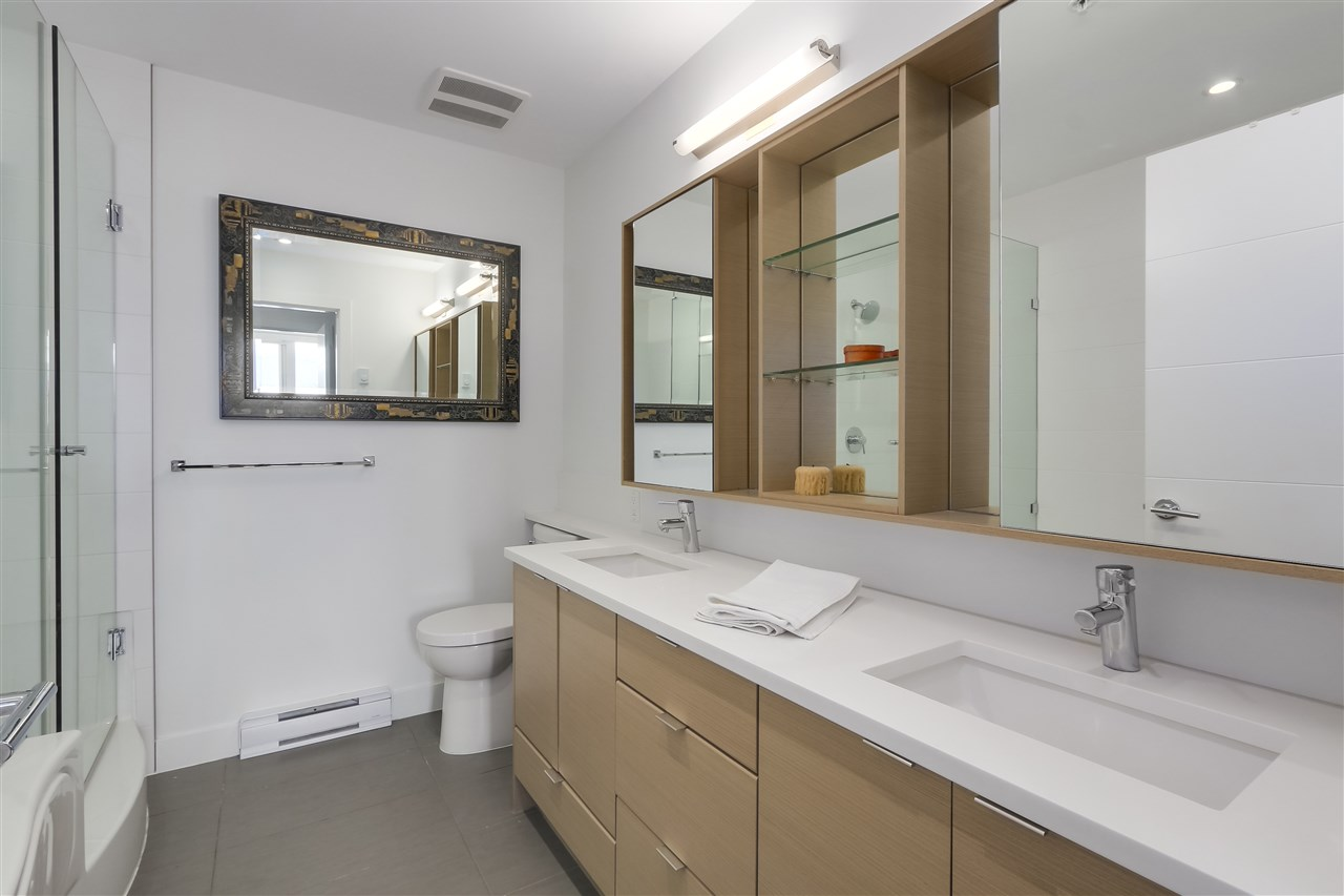 For Sale: Ph7 - 2528 Collingwood Street, Vancouver, BC | 3 Bed, 2 Bath Condo for $1,198,000. See 18 photos!